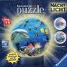 Puzzle kuliste 3D Życie pod wodą 72 (121434)