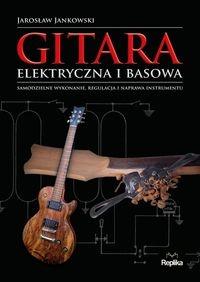 Gitara elektryczna i basowa Jankowski Jarosław