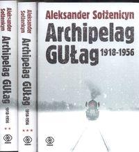 Archipelag GUŁag 1918-1956 Sołżenicyn Aleksander