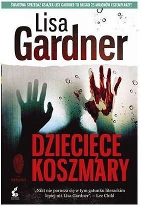 Dziecięce koszmary wydanie kieszonkowe Gardner Lisa