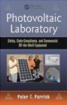 Photovoltaic Laboratory Peter Parrish