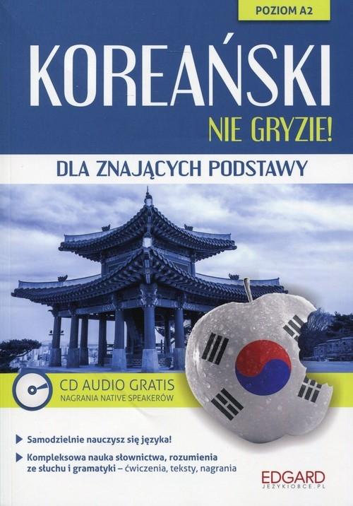 Koreański nie gryzie! dla znających podstawy + CD