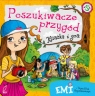 Emi i Tajny Klub Superdziewczyn Poszukiwacze przygód Książka i gra