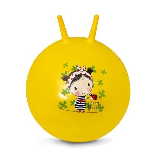 DOROTHY, piłka skacząca; 60cm żółta