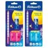 Zestaw Pelikan: ołówek Jumbo B, gumka, temperówka (807432) mix kolorów