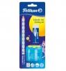Zestaw ołówek Jumbo B + gumka i temperówka mix (807432) mix