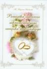 Pamiątka zawarcia sakramentalnego związku małżeńskiego Sobolewski Zbigniew