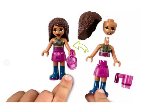 Lego Friends: Konkurs talentów Andrei (41368)