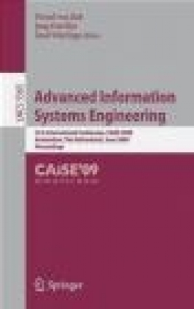 Advanced Information Systems Engineering P Eck