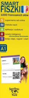 SmartFiszki 1000 francuskich słów A1 poziom podstawowy