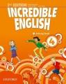 Incredible  English 4 SP Ćwiczenia 2E. Język angielski
