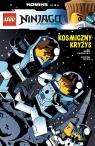 LEGO Ninjago - Kosmiczny kryzys Komiks nr 9 Greg Farshtey, Jolyon Yates