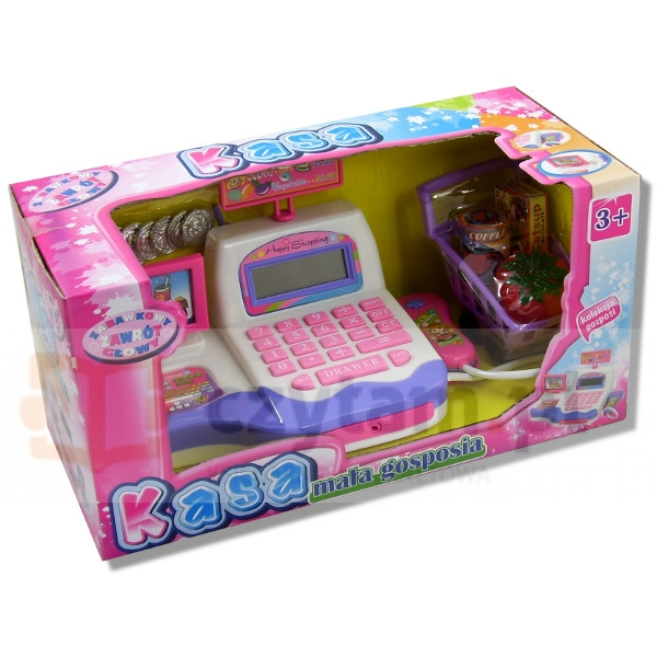 DROMADER Agusia Kasa z kalkulatorem (00343)