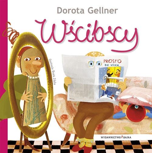 Wścibscy (Uszkodzona okładka) Gellner Dorota