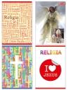 Brulion tematyczny Dan-Mark do religii A5 krata 80 Jan Paweł II