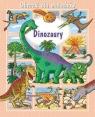 Obrazki dla maluchów. Dinozaury w.2018