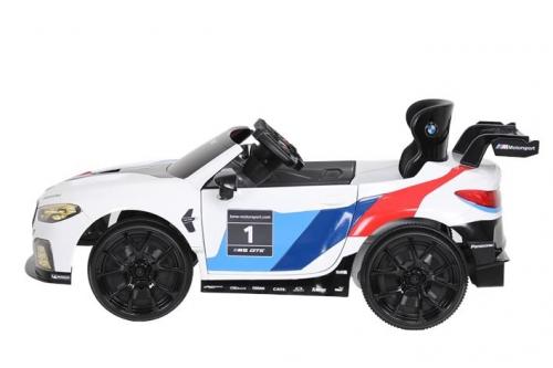 Rollplay BMW M8 GTE Racing, 12V, RC, biały - Dostępność 6/05