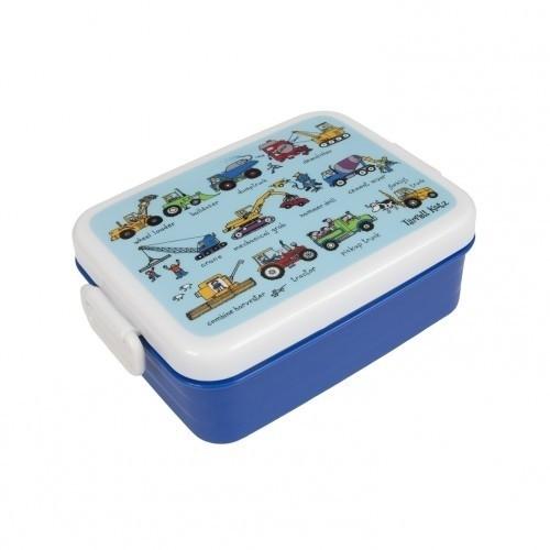 Lunch box kolekcja Buldożery