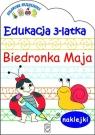 Edukacja 3-latka Biedronka Maja