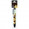 Długopis 6 kolorów Emoji 10 DERFORM