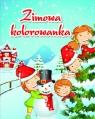 Zimowa kolorowanka Anna Wiśniewska, Krzysztof Wiśniewski