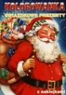Kolorowanka świąteczna z naklejkami. Mix wzorów A4