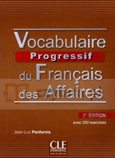 Vocabulaire progressif des Affaires + CD Penfornis Jean-Luc
