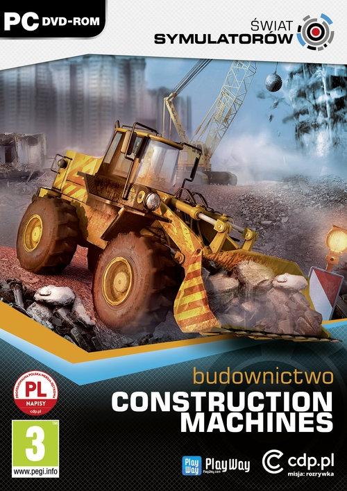 Świat Symulatorów Construction Machines 2016 PC