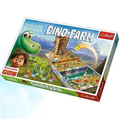 Gra Dobry Dinozaur, DinoFarm (01343)
