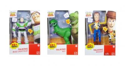Mówiący bohater Toy Story