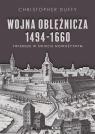Wojna oblężnicza 1494-1660