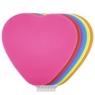 Balony serca CR 28cm. MIX  25szt.  /0837-MIX/