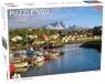 Puzzle 500: Narvik Harbor