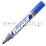 Marker do tablic suchościeralnych niebieski