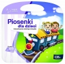 Czytaj z Albikiem. Piosenki dla dzieci. Interaktywna mówiąca książki (26910)