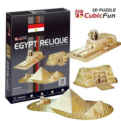 Puzzle 3D EgyptRrelique