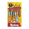 Mazaki brokatowe Boommm 6 kolorów