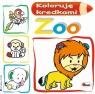 Koloruję kredkami Zoo