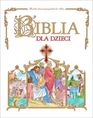 Pakiet: Biblia dla dzieci / Pamiątka Pierwszej Komunii Świętej praca zbiorowa