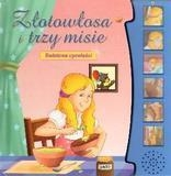 Złotowłosa i trzy misie Baśniowe opowieści Anna Purska (tłum.)