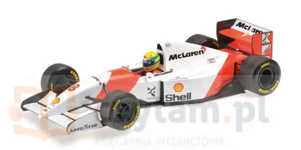 MINICHAMPS McLaren Ford MP48 #8 (540931808)