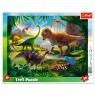 Puzzle ramkowe 25: Dinozaury (31343) Wiek: 4+