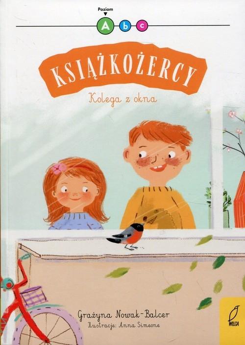 Książkożercy. Kolega z okna Nowak-Balcer Grażyna