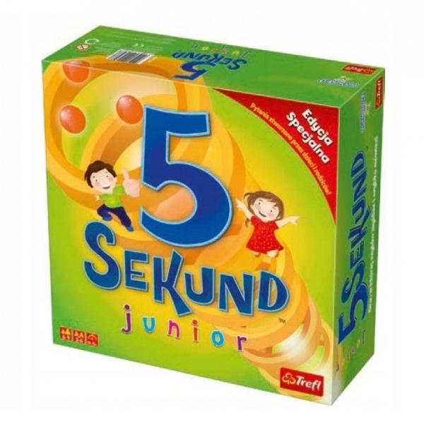 5 sekund junior. Edycja specjalna