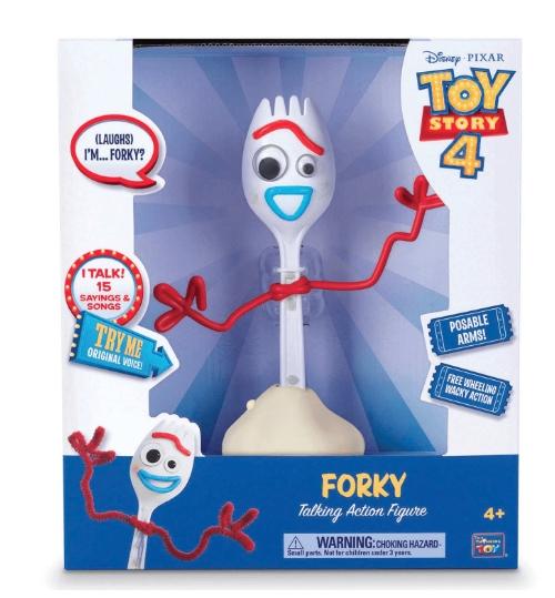 Toy Story 4: Mówiący Sztuciek (64460)