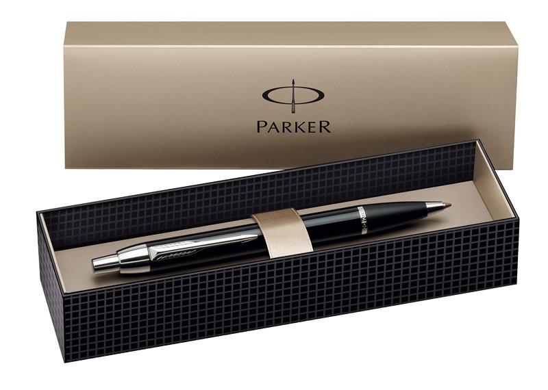 Długopis Parker IM Czarny CT (S0856430)
