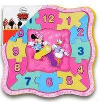 Zegar drewniany Myszka Miki i przyjaciele (1567437)