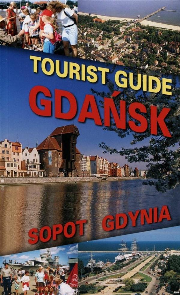 Gdańsk Sopot Gdynia Tourist Guide Drzemczewski Jerzy
