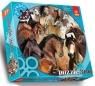 Konie - Puzzle Okrągłe - 300 elementów (39043)