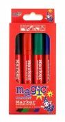 Marker suchościeralny Magic 4 kolory KAMABEN